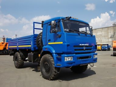 КамАЗ 43502