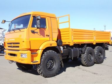 КамАЗ 5350