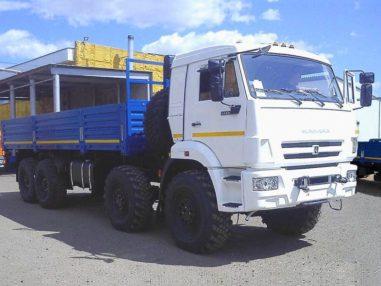 КамАЗ 63501
