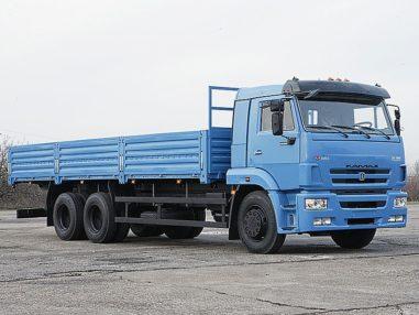 КамАЗ 65117