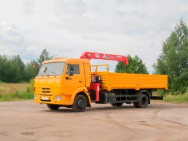 КМУ борт 4308