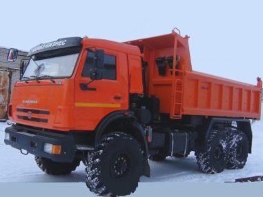 Самосвал КамАЗ 43118