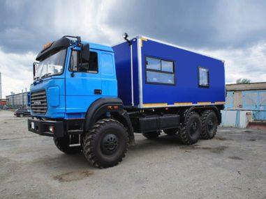 Фургон ТБМ 4320-3171