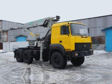 КМУ тягач 44202-3511 ИФ-300