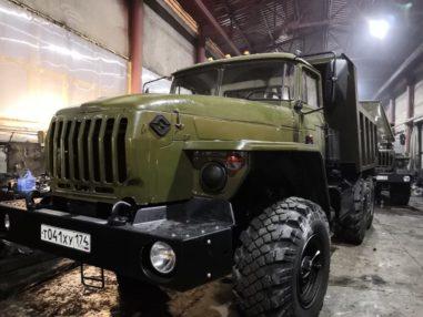 Самосвал Урал 4320 2013г.в.  10т. навесное 2019г.в.