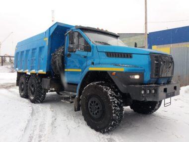 Самосвал на шасси Урал NEXT 55571-6121-72 Навесное 2019 г.в.