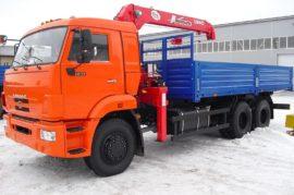 КМУ борт 65115 трос