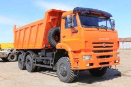 КамАЗ 6522