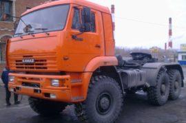 КамАЗ 65221