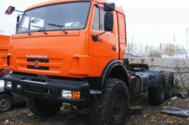 Тягач КамАЗ 44108