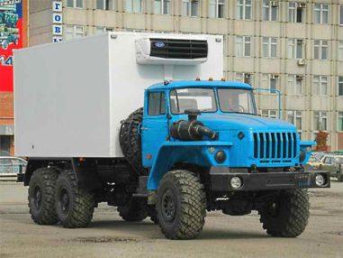 Фургон рефрижератор